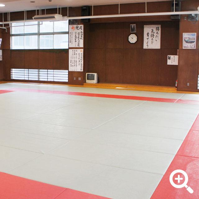 Judo hall