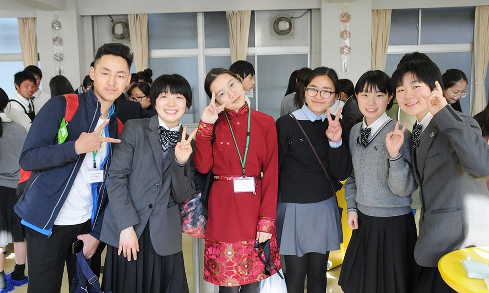 モンゴル留学生交流企画